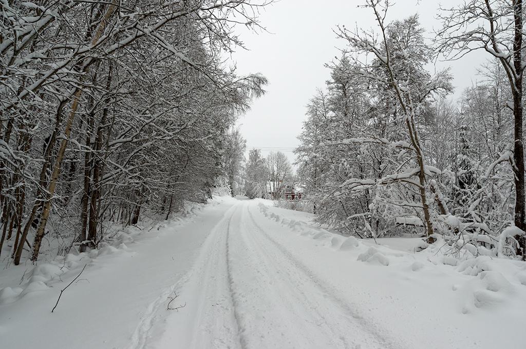 Nedre vägen, Hille, Gävle
