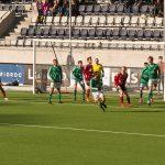 Bort med bollen, Sundbyberg avvärjer