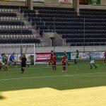Sundbyberg vid 1 - 1 målet