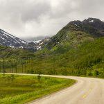 Norr på Lofoten
